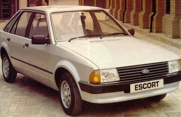 Ford Escort 1983 (Foto: Ford)