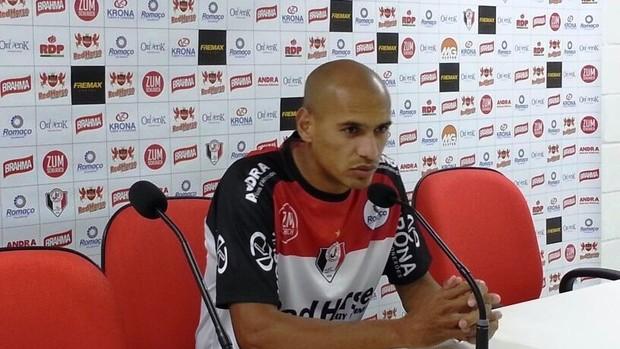 Marcelo Costa Joinville (Foto: Karen Couto/RBS TV)