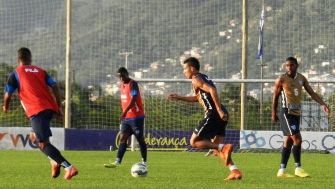 Hugo Avaí (Foto: André Palma Ribeiro/Avaí F. C.)