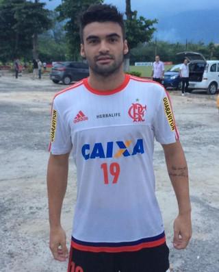 Arthur Maia, Flamengo (Foto: Ivan Raupp)