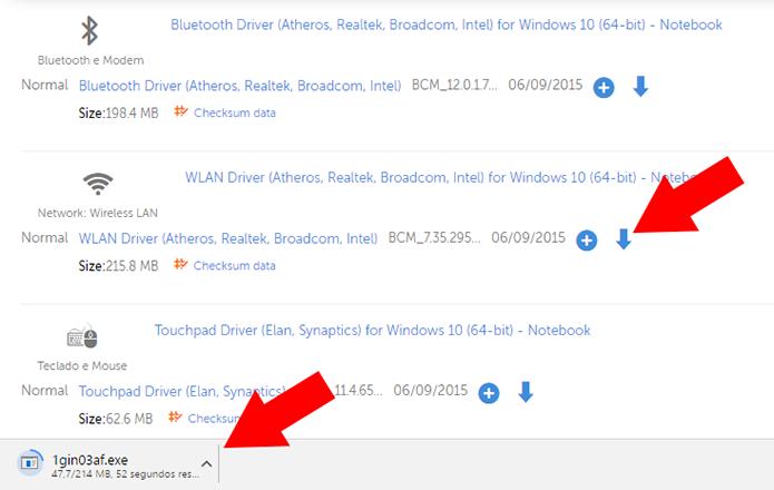 Como atualizar e instalar drivers em um notebook da Lenovo