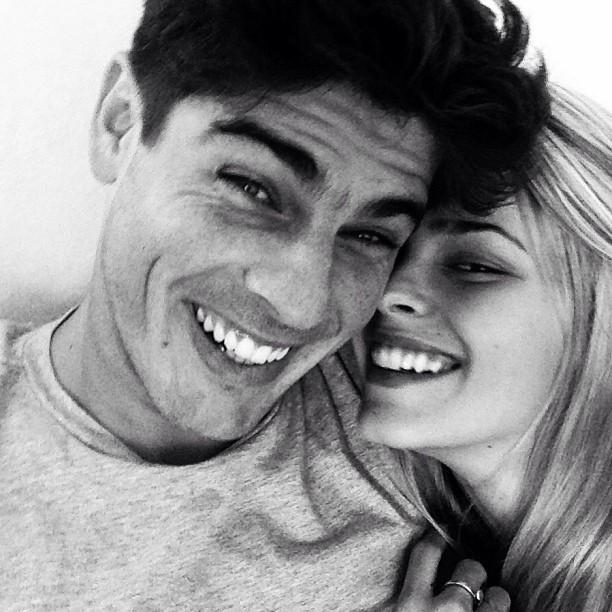 Evandro Soldati e Yasmin Brunet (Foto: Instagram/ Reprodução)