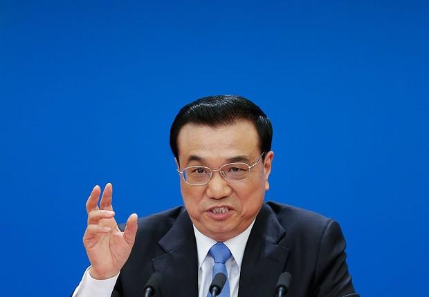 Li Keqiang, primeiro-ministro da China (Foto:  Lintao Zhang/Getty Images)