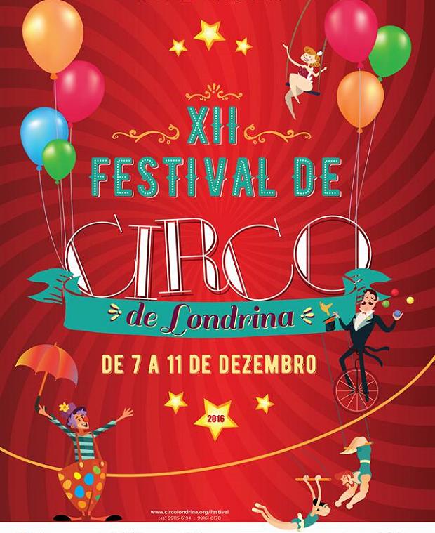 Festival de Circo de Londrina 2016 (Foto: Divulgação)