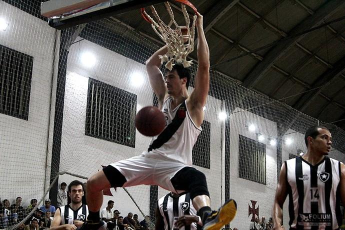 Vasco x Botafogo, Carioca de Basquete (Foto: Foto: Paulo Fernandes/Vasco.com.br)