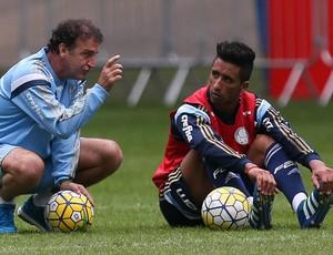 Cuca Barrios Palmeiras (Foto: César Greco / Ag. Palmeiras / Divulgação)