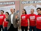 Sindicatos britânicos defendem a União Europeia com ressalvas