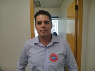 Felipe Zmoginski, gerente de Comunicação e Marketing da Baidu (Foto: Divulgação)