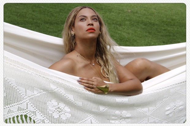 Beyoncé no Brasil (Foto: Reprodução / tumblr)