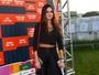 Thaila Ayala vai ao Lollapalooza sem Paulo Vilhena: 'Está trabalhando'