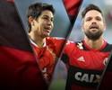"""Zé Ricardo vê chance de Conca e Diego jogarem juntos: """"Mais soluções"""""""