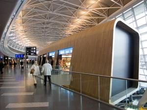 Aeroporto de Zurique (Foto: AFP)