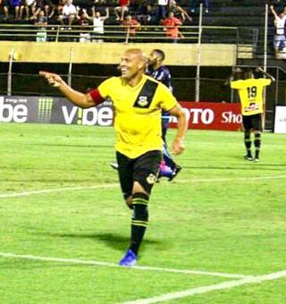 São Bernardo x São Bento, Paulistão, Edno (Foto: Divulgação / São Bernardo FC)
