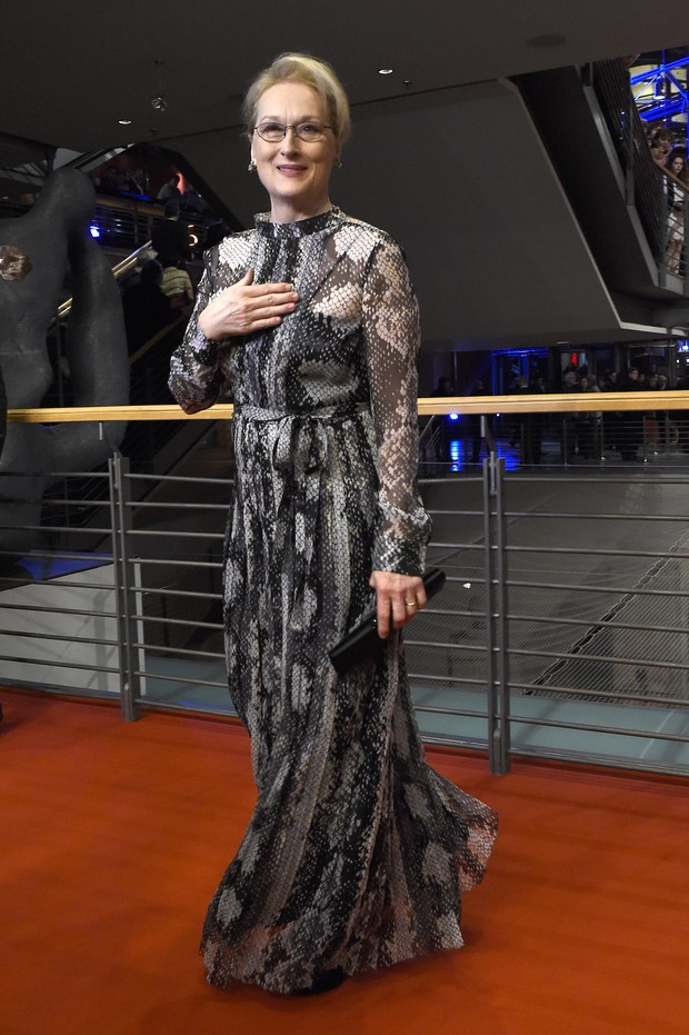 Meryl Streep (Foto: Agência AFP)