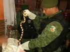 Batalhão faz resgate de cobra em casa da Zona Oeste de Manaus