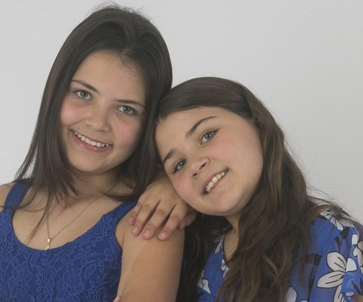 Larissa e Isabela