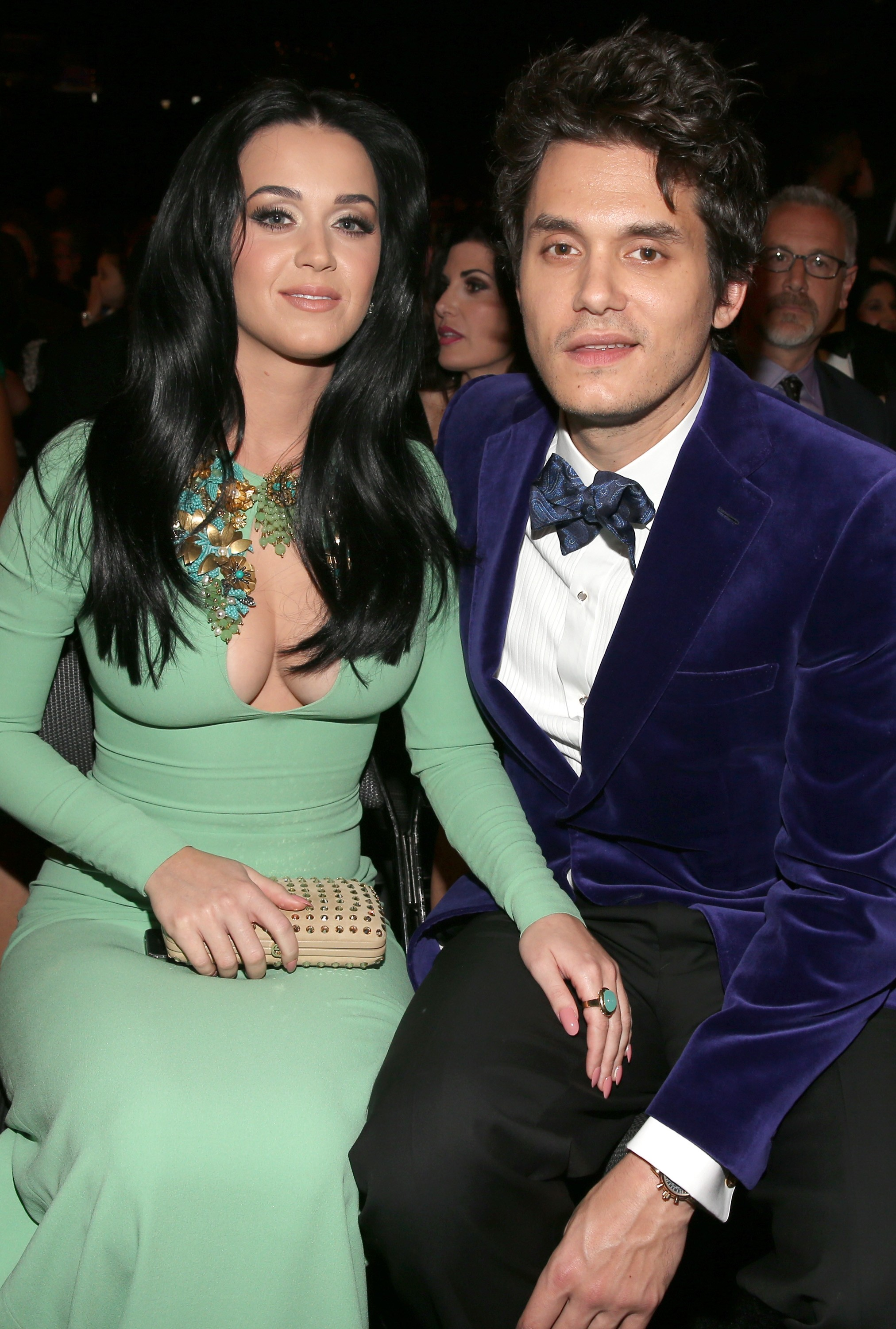 Katy perry e John Mayer (Foto: Getty Images)