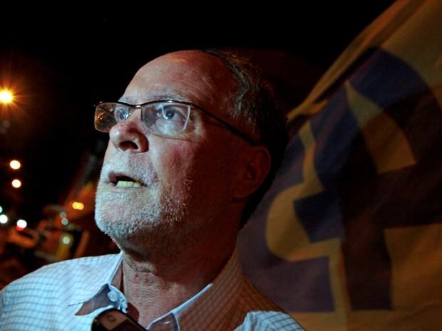 Barjas Negri (PSDB) foi eleito com 70,31% dos votos válidos em Piracicaba (Foto: Mateus Medeiros)
