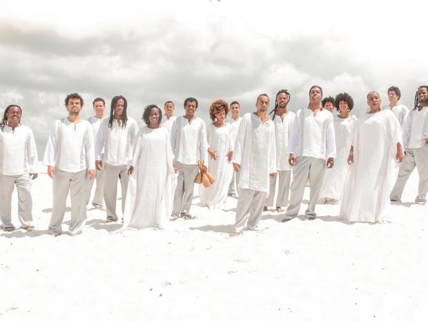Orquestra Afrosinfônica (Foto: Divulgação)