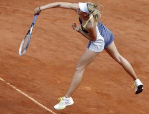 Maria Sharapova final roland garros tênis (Foto: EFE)