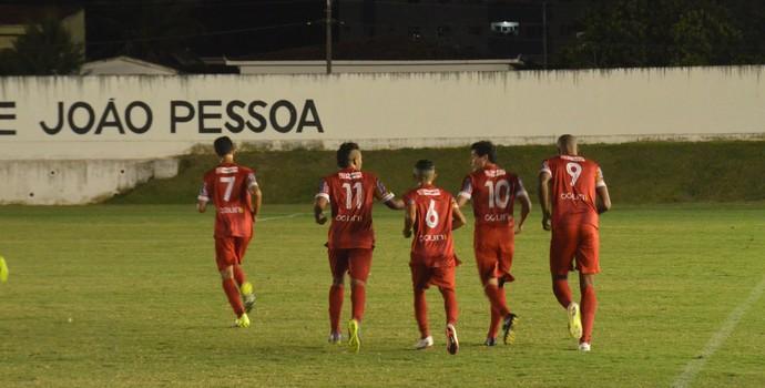 Miramr x Spartax, João Pessoa (Foto: Edgley Lemos / GloboEsporte.com)