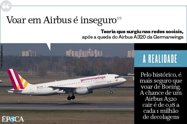 Choque de realidade - Airbus  (Foto: época )