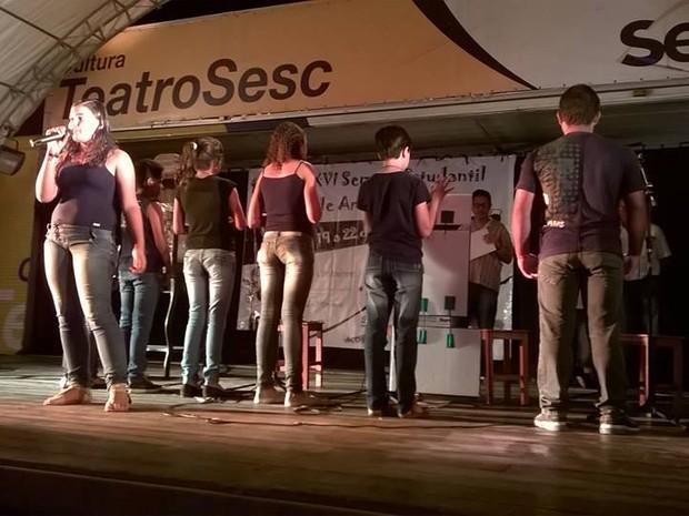 Inscrições abertas para iniciação ao teatro em Sertânia (Foto: Divulgação)
