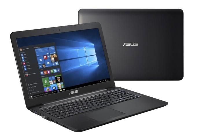 Notebook Z550MA vem com processador Quad Core e 4 GB de RAM (Foto: Divulgação/Asus)