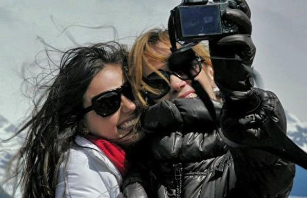 Na história, ela teve um romance com Mara, personagem de Camila Morgado (Foto: TV Globo)