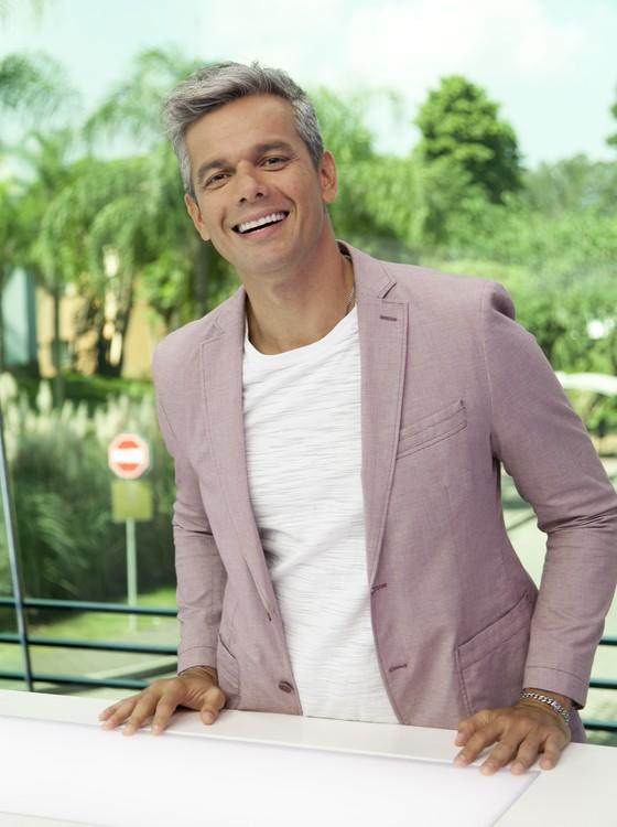 Otaviano Costa estreia em maio programa diário e ao vivo na rádio Globo (Foto: Rede Globo)