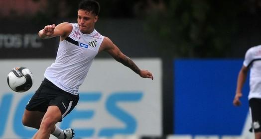 reforço (Ivan Storti/Santos FC)