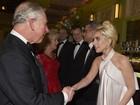 Lady Gaga e Robbie Williams têm encontro com o Príncipe Charles