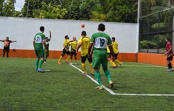 Futebol society: Cooperativas de Roraima duelam em torneio