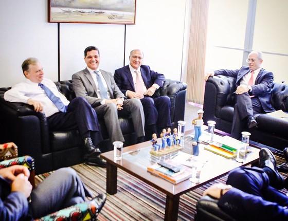 PSDB quer o governador do Espírito Santo, Paulo Hartung, em seus quadros (Foto: Reprodução)