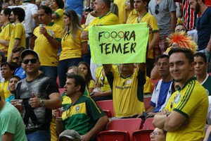 """""""Queremos arenas limpas"""", disse o diretor de Comunicações da Rio-2016 (Foto: Reprodução)"""