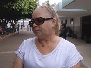 Irmã de agente fala sobre dedicação de Francisco (Foto: Reprodução/TV TEM)