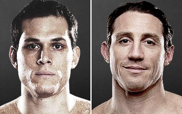 Montagem MMA - Roger Gracie x Tim Kennedy (Foto: Reprodução)