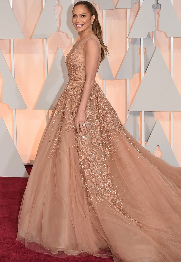 Jennifer Lopez 2015 (Foto: Getty Images)