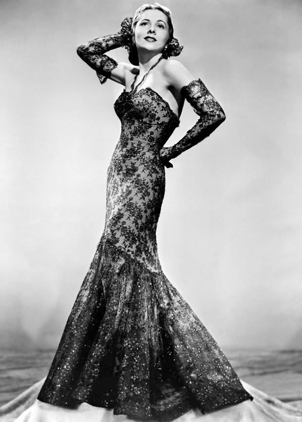 Joan Fontaine morre aos 96 anos, na Califórnia, EUA, em foto de 1945. (Foto: AP)