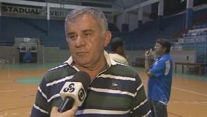 Agostinho Lopes, presidente da FAB (Foto: Reprodução/Rede Amazônica no Amapá)