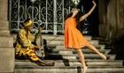 História da 1ª bailarina negra do Municipal (divulgação)