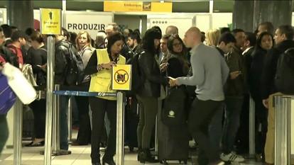 Aeroportos de todo o país têm inspeção mais rigorosa