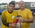 Taça das Favelas: filho de ex-goleiro do Flu quer seguir os passos do pai