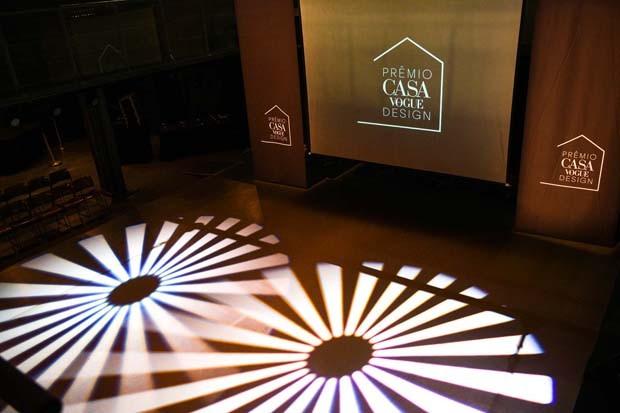 Prêmio Casa Vogue Design (Foto: Cleiby Trevisan e Luciana Prezia)