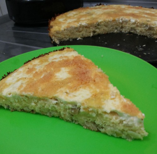 Quiche de Queijo Light
