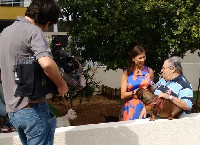 Papo de Condomínio é novo quadro do programa (Foto: RBS TV/Divulgação)