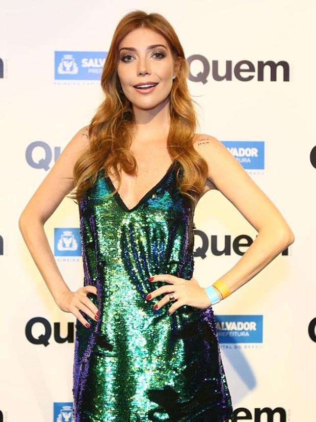 Luiza Possi (Foto: Iwi Onodera/Ed. Globo)