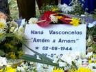 Naná Vasconcelos é sepultado no Cemitério de Santo Amaro, no Recife