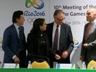 Comitê olímpico faz última visita às obras das Olimpíadas do Rio