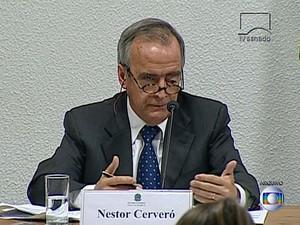 Hora 1_nestor_cerveró (Foto: reprodução TV Globo)